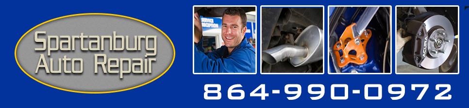 Spartanburg Auto repair